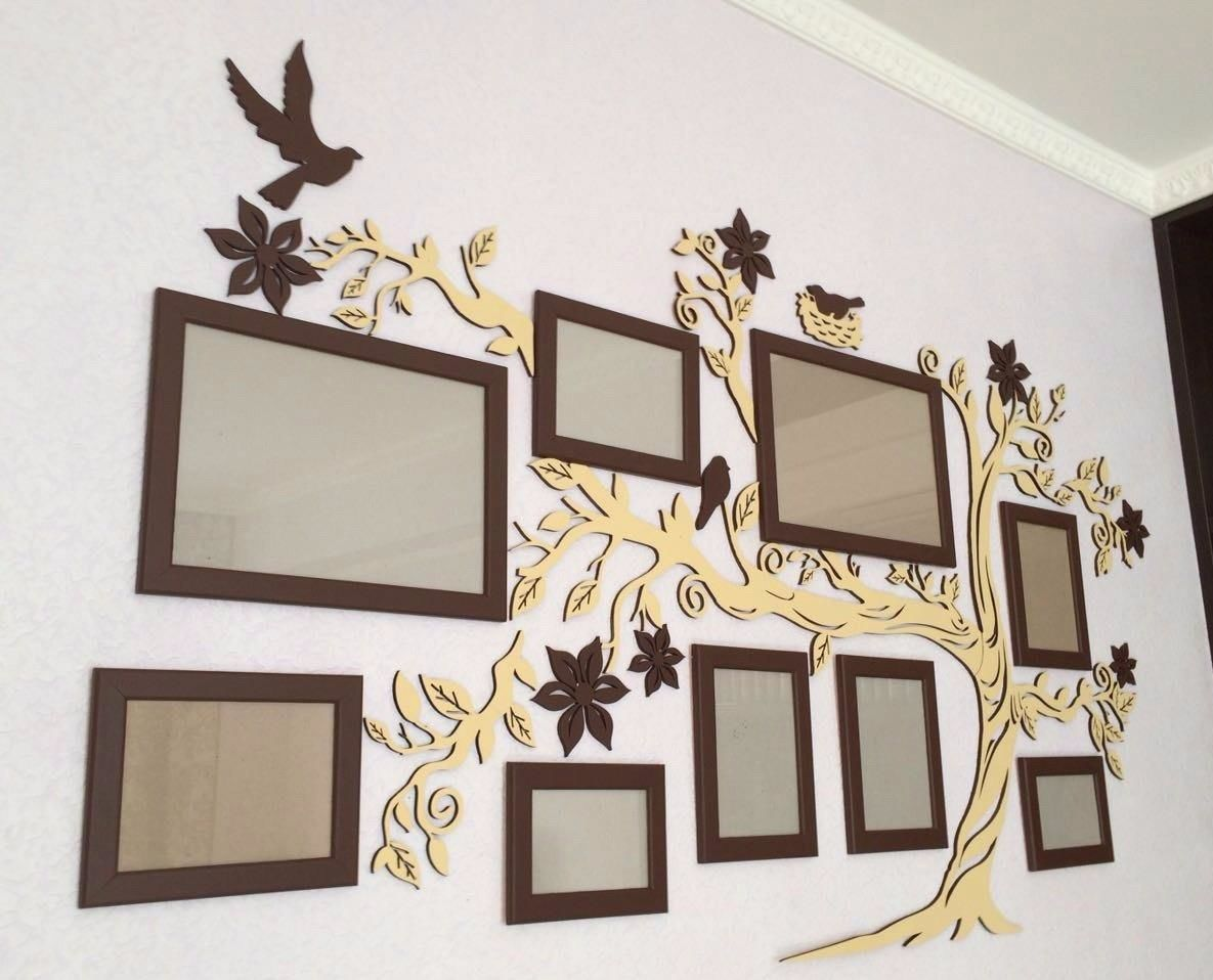 забыть рамки из дерева для фотографий декор разных