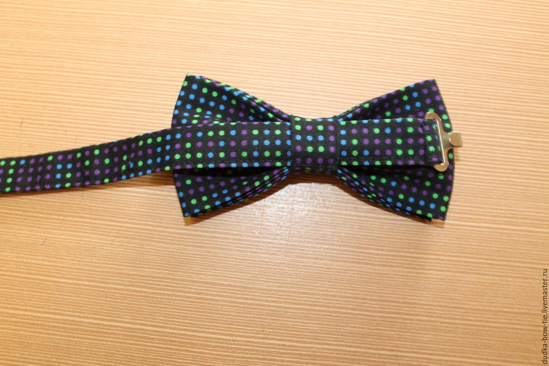 Бабочка или галстук своими руками выкройка