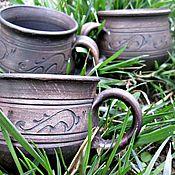 Чашки ручной работы. Ярмарка Мастеров - ручная работа Кофейная чашка. Handmade.