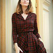 Одежда handmade. Livemaster - original item Shirt dress