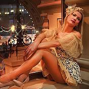 Одежда ручной работы. Ярмарка Мастеров - ручная работа Корсетное платье Маленькая Принцесса. Handmade.