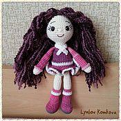 Куклы и игрушки ручной работы. Ярмарка Мастеров - ручная работа Куколка Кэтти. Handmade.