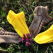 Носки ручной работы. Ярмарка Мастеров - ручная работа Носки: Носки. Handmade.