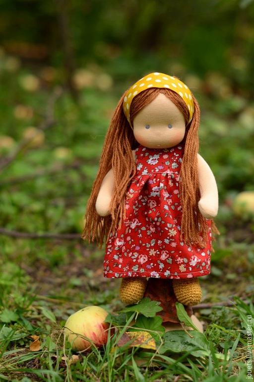 Тонечка, 30см, Вальдорфская игрушка, Великие Луки, Фото №1