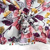 Материалы для творчества ручной работы. Ярмарка Мастеров - ручная работа Хлопок-стрейч,Италия. Handmade.