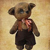 Куклы и игрушки ручной работы. Ярмарка Мастеров - ручная работа Кот Вреднюля. Handmade.