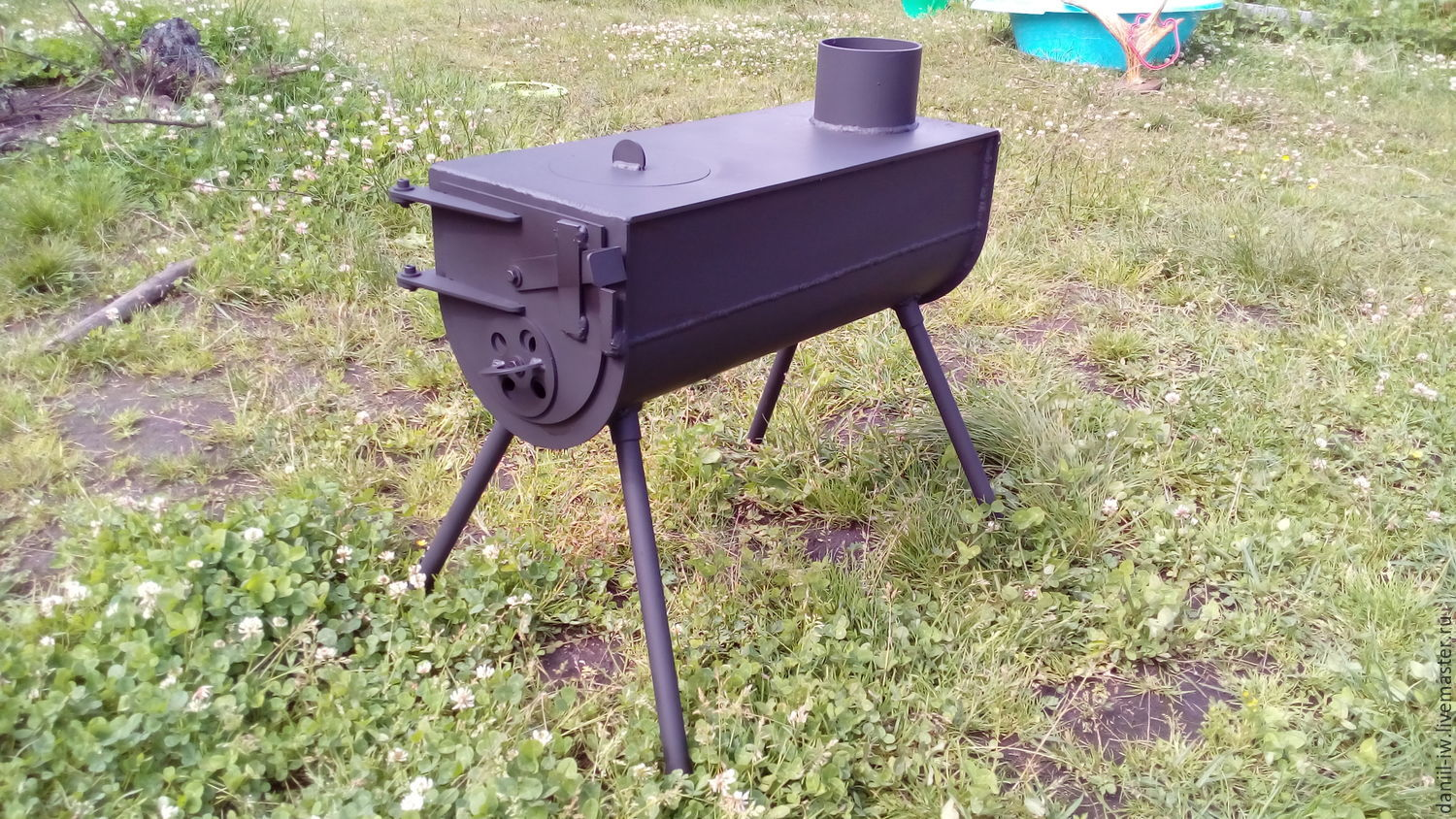 Camping stove,wood burning, Fireplaces, St. Petersburg,  Фото №1
