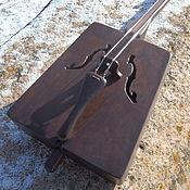 Музыкальные инструменты handmade. Livemaster - original item Morinhuur. MorinHuur.  Mongolian violin. Handmade.