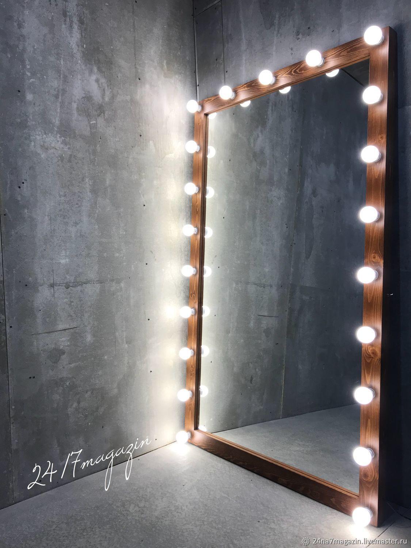 Dressing room floor mirror AMERICAN WALNUT, Mirror, Yaroslavl,  Фото №1