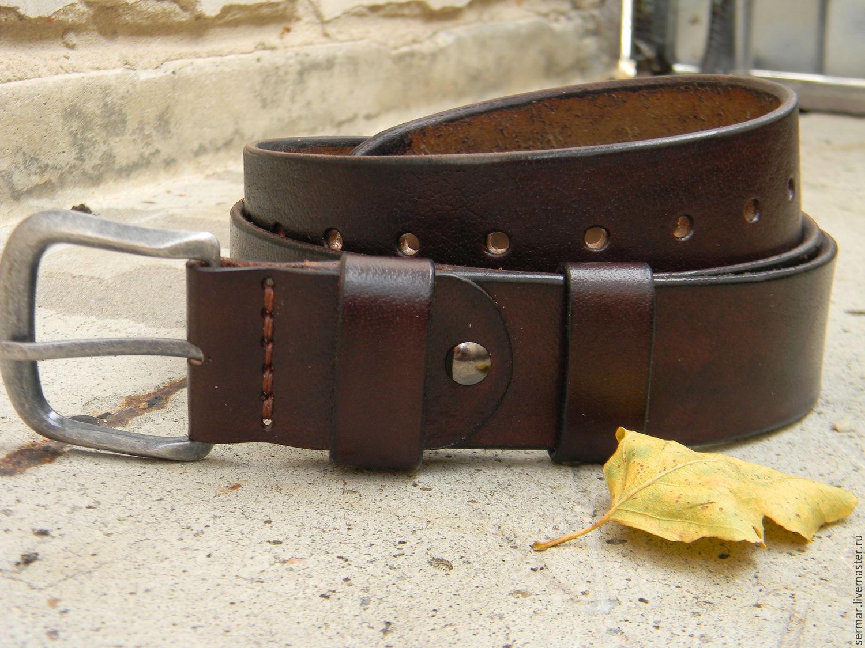 Men's belt,for jeans, Straps, Kineshma,  Фото №1
