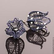 """Украшения ручной работы. Ярмарка Мастеров - ручная работа Серьги """"Tulips"""" NEW. Handmade."""
