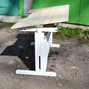 Для дома и интерьера ручной работы. Ярмарка Мастеров - ручная работа Парта 3.0. Handmade.