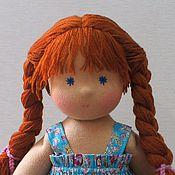 Куклы и игрушки ручной работы. Ярмарка Мастеров - ручная работа Василиса, 39 см. Handmade.
