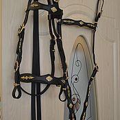 Для домашних животных, ручной работы. Ярмарка Мастеров - ручная работа Амуниция для лошадей. Handmade.