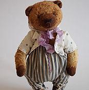Куклы и игрушки ручной работы. Ярмарка Мастеров - ручная работа Hello Teddy 2016 - Поль, плюшевый медвежонок. Handmade.