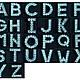 Браслеты ручной работы. Ярмарка Мастеров - ручная работа. Купить Буквы со стразами. Handmade. Серебряный, буквы, для браслетов, стразы