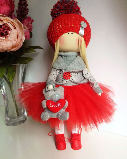 Человечки ручной работы. Ярмарка Мастеров - ручная работа. Купить Кукла Карина. Handmade. Кукла ручной работы, куклы и игрушки