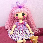 Куклы и игрушки ручной работы. Ярмарка Мастеров - ручная работа Кукла игровая по мотивам Лалалупси. Handmade.