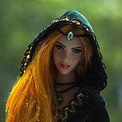 Куклы и игрушки ручной работы. Ярмарка Мастеров - ручная работа Кукла Колдунья. Handmade.