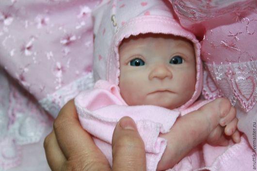 Куклы-младенцы и reborn ручной работы. Ярмарка Мастеров - ручная работа. Купить Ангелиночка  Сделаю на  заказ. Handmade. Кукла реборн