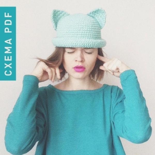 Купить Схема Шляпа Толик с