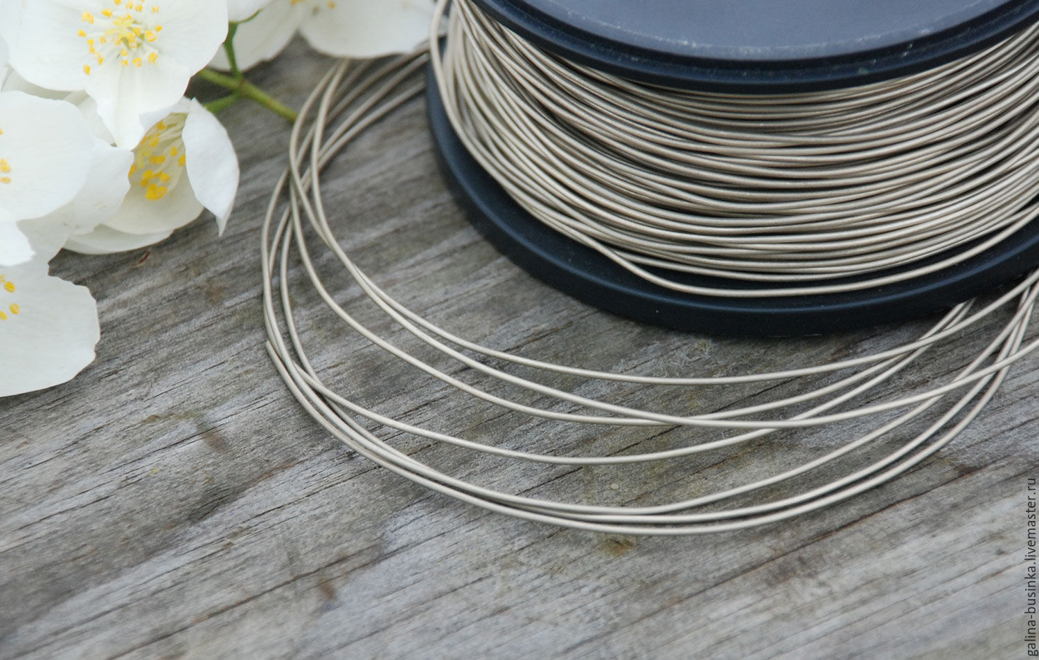 1,0 mm Nickel silver wire, Wire, Moscow,  Фото №1