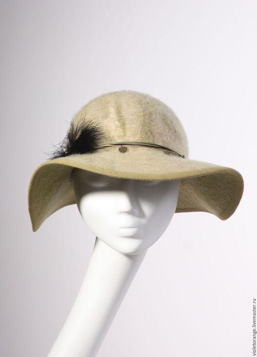 `Evo Luxury`. Шляпа из коллекции дизайнера Елены Ушаковой.