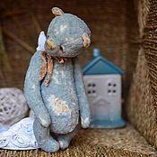 Куклы и игрушки ручной работы. Ярмарка Мастеров - ручная работа Небесный мишка Sky. Handmade.