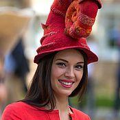 Субкультуры handmade. Livemaster - original item Hat