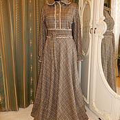Одежда handmade. Livemaster - original item Wool dress. Handmade.