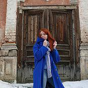"""Одежда ручной работы. Ярмарка Мастеров - ручная работа Пальто """"Синяя птица"""". Handmade."""