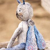 Куклы и игрушки ручной работы. Ярмарка Мастеров - ручная работа Мотылёк Януш. Друг Тедди.. Handmade.
