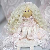 Куклы и игрушки ручной работы. Ярмарка Мастеров - ручная работа Кружева. Handmade.