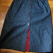 Одежда ручной работы. Ярмарка Мастеров - ручная работа Джинс & репс. Handmade.