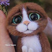 Куклы и игрушки handmade. Livemaster - original item Copyright felted toy handmade Bunny Mila. Handmade.