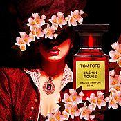 Косметика ручной работы handmade. Livemaster - original item Handmade perfume based on Tom Ford Jasmine Rouge.. Handmade.