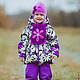 Одежда для девочек, ручной работы. Ярмарка Мастеров - ручная работа. Купить Комплект Букет. Handmade. Комплект, осенний комплект, аппликация