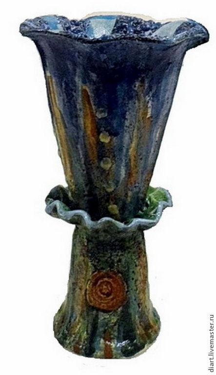 """вазы из серии """"Мой волшебный сад. Цветы"""""""