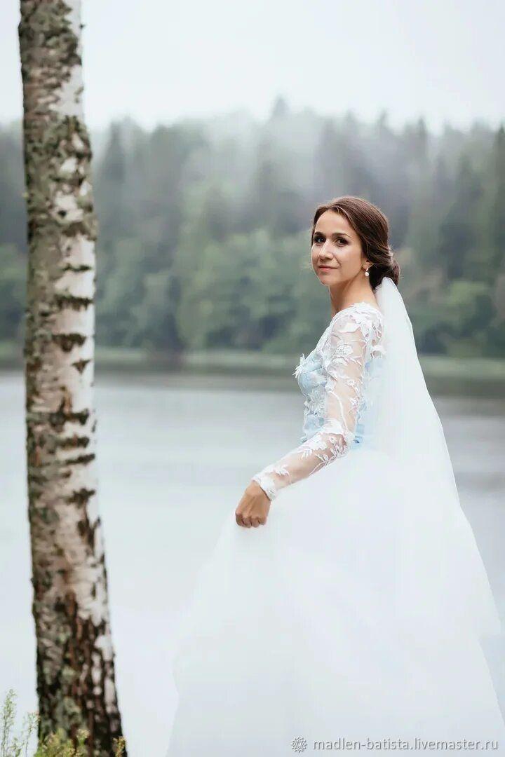 """Свадебное платье """"VIKI"""", Платья, Витебск,  Фото №1"""