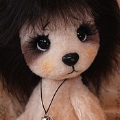 Куклы и игрушки ручной работы. Ярмарка Мастеров - ручная работа Обаяшка Жужа. Handmade.