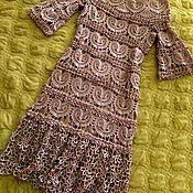 """Одежда ручной работы. Ярмарка Мастеров - ручная работа Платье """" Адель"""". Handmade."""