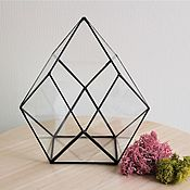 Цветы и флористика handmade. Livemaster - original item The Floriana. Vase for Floriana. Size S. Handmade.