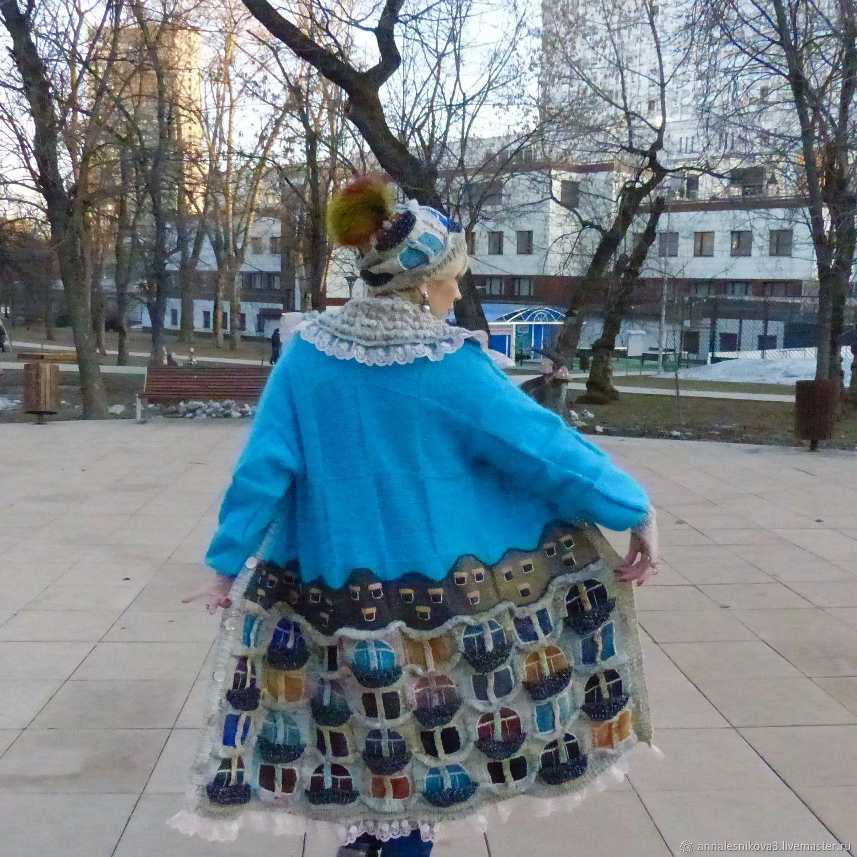 """Шапка """"ГАУДИ"""" пряжа Норо. Ручная работа, Шапки, Москва,  Фото №1"""