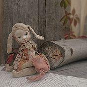 """Куклы и игрушки ручной работы. Ярмарка Мастеров - ручная работа Тедди-долл """"Ванечка"""". Handmade."""