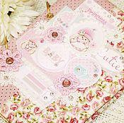 Канцелярские товары ручной работы. Ярмарка Мастеров - ручная работа мамины заметки, мамин блокнот, мамин дневник. Handmade.