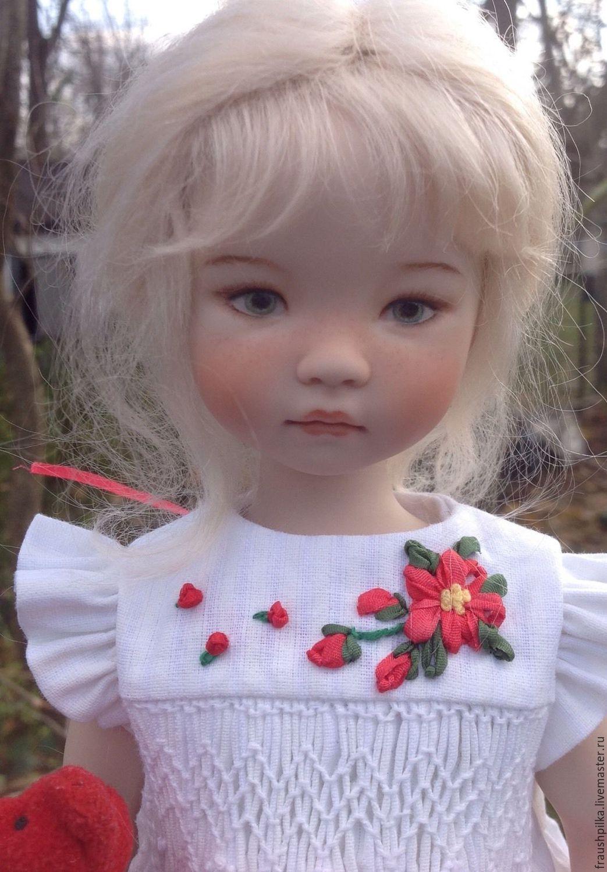 Коллекционная кукла Рейчел от Diana Effner 32см, Коллекционные куклы, Кемптен, Фото №1