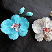 Орхидея из фоамирана Обсуждение на LiveInternet
