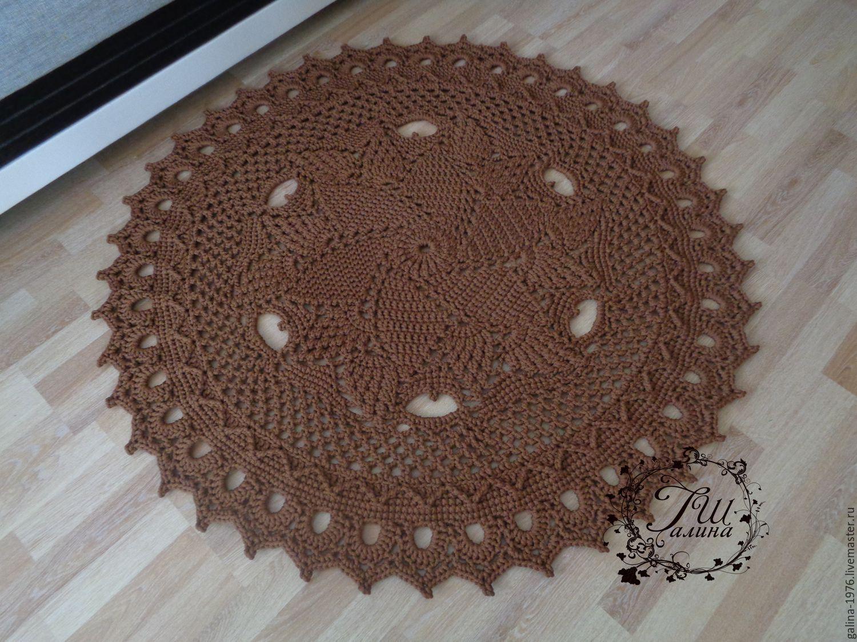 Knitted carpet 'Hope', Carpets, Voronezh,  Фото №1