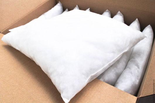 Текстиль, ковры ручной работы. Ярмарка Мастеров - ручная работа. Купить Основа под декоративную подушку 40х40. Handmade. Белый