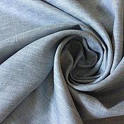 Материалы для творчества handmade. Livemaster - original item Fabric: Linen costume 100%